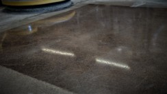 Concrete Staining & Polishing