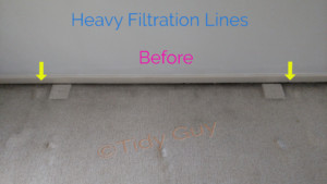 Filtration Lines Before
